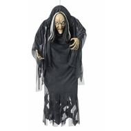 Halloweenkleidung: Hängedekoration Buckel Hexe