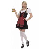 Karnevals-Kleidung: Bayerisches-Tiroler Bier Mädchen