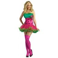 Party-Kostüme: Sexy Wassermelone