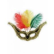 Fest-zubehör: Venezianer Augenmasken