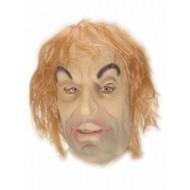 Gummi Maske Opa Peter