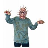 Horror/halloween: Nail-mann