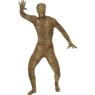 Second skin  party-kostüm Panter