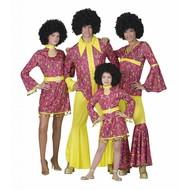 Party-kostüme: Hippie familie Adrena