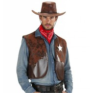 Faschingskostüm Cowboy-weste Jayden