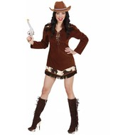 Western Cowgirl Pinch-Hitter