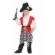 Pirat-baby-Mädchen