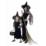 Horror/halloween: Hexe Mädel Diva