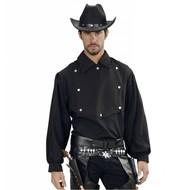 Faschings Verkleideset Cowboy Chemise Noud