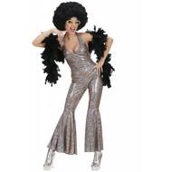 70's Diva Abendkleid
