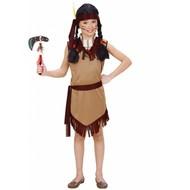 Faschingskostüm: Indianerin