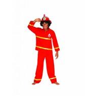 Karnevalskostüm: Feuerwehr
