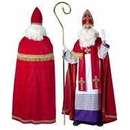 Sankt Nikolaus: Komplettes Sankt Nikolauskostüm