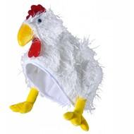 Party-accessoires: Hühnerrmütze