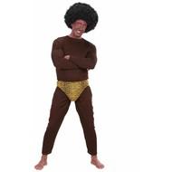 Naktkostüm Afro