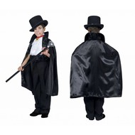Horror/halloween: Dracula-outfit