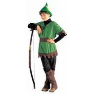 Faschingskostüm: Robin Hood