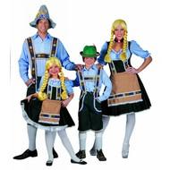 Familie-kostüme: Tiroler Familie