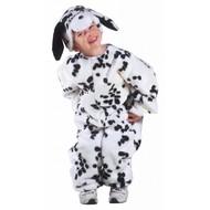 Plüsche Karnevalskostüm: Kleiner Dalmatiner