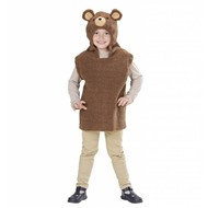 Faschingskostüme Kinder Pullover Teddy Bär
