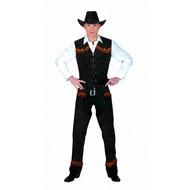Party-kostüme: Cowboy-anzug
