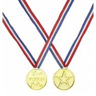 Faschings-accessoiren Gewinner-medaille