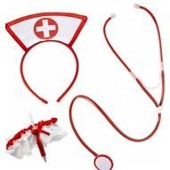 Faschings-accessoiren Pflegerinnenset