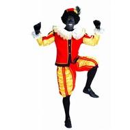 Sankt Nikolaus: Kompletter schwarzer Peter (Spitze Klasse)