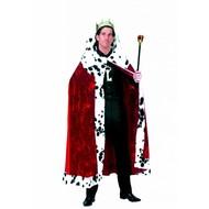 Party-kostüme: Königsmantel Arthur