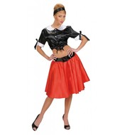 Faschingsklamotten: Tops zu den R & R -Röcke