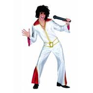 Party-kostüme: Elvis jumpsuit