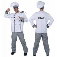 Karnevalskostüm: Küchenchef