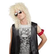 Party-perücke: Rocker Ian