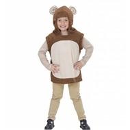 Faschingskostüme Kinder Pullover Affe