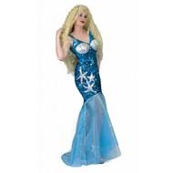 Faschingskostüm: Meerjungfrau