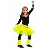 Party-kostüme: Fluor Kinder-rock