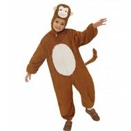 Faschingskostüme Kinder Affen-Anzug
