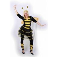 Partykostüm: Sexy Biene