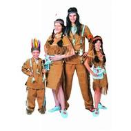 Faschingskostüm: Manithou familie