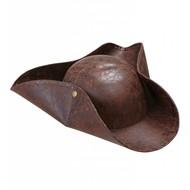 Cowboy Hüte lederlook Piratenhut