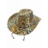 Karneval- & Fest Zubehör: Cowboy & Cow-mädchen-Hüte (verschiedene Drücke)