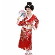 Japanisches Kostüm Geisha Yuki