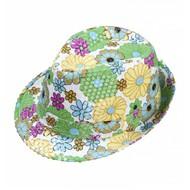 Faschings-hüte Blumenhut Indy