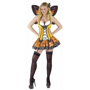 Festkostüme: Sexy Schmetterling