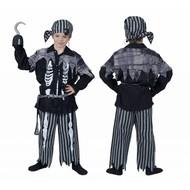 Faschingskostüme: Skeletar-pirat