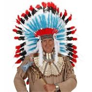 Karnevals-zubehör maxi Halsband Indianer
