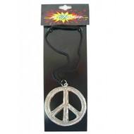 Karnevalskette: Hippie-kette