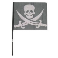 Piratenaccessoires: Piratenfahne