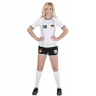 Faschingskostüme Deutsches Fußball-mädchen Helga