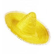 Mexikanischer gelber Sombrero